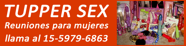 Banner Sex Shop Sanmiguel